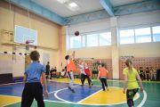 Спартакиада школы по баскетболу