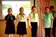 Час памяти, посвященный 75-летию снятия блокады Ленинграда